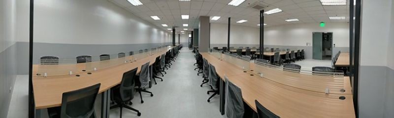 CEBU. ePLDT's newest disaster recovery facility in Vitro Cebu 2 offers 100 DR seats available for enterprises. (Contributed photo)