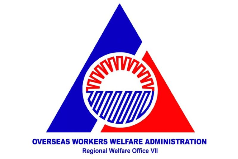 (Logo grabbed from Overseas Workers Welfare Administration Region 7 - Central Visayas' Facebook)