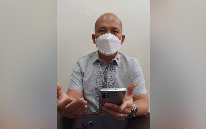 NEGROS. Lawyer Rayfrando Diaz, Negros Occidental provincial administrator. (File photo)