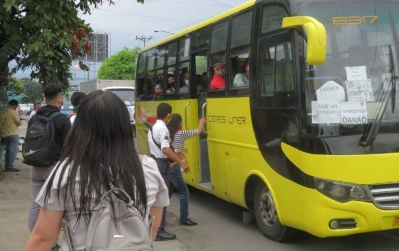 144 bus drivers under free ride program 'paid'. (File photo)