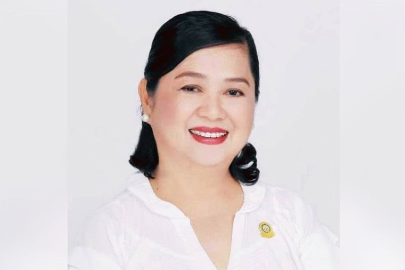 Kalibo Vice Mayor Cynthia Dela Cruz (Photo grabbed from Kalibo Vice Mayor Cynthia Dela Cruz's Facebook)