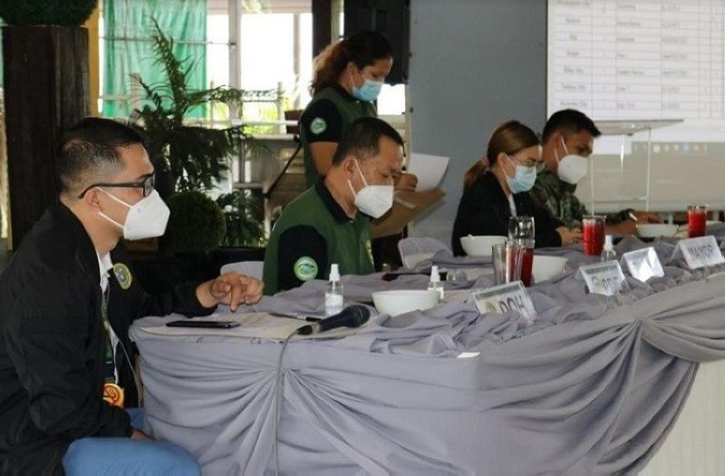 NEGROS. The Regional Oversight Committee cleared 3,328 barangays in Western Visayas of illegal drugs. (File photo)