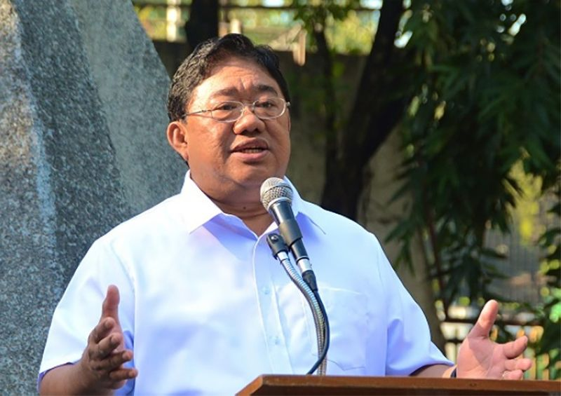 MANILA. Department of Agrarian Reform Secretary John Castriciones. (Photo from DAR website)