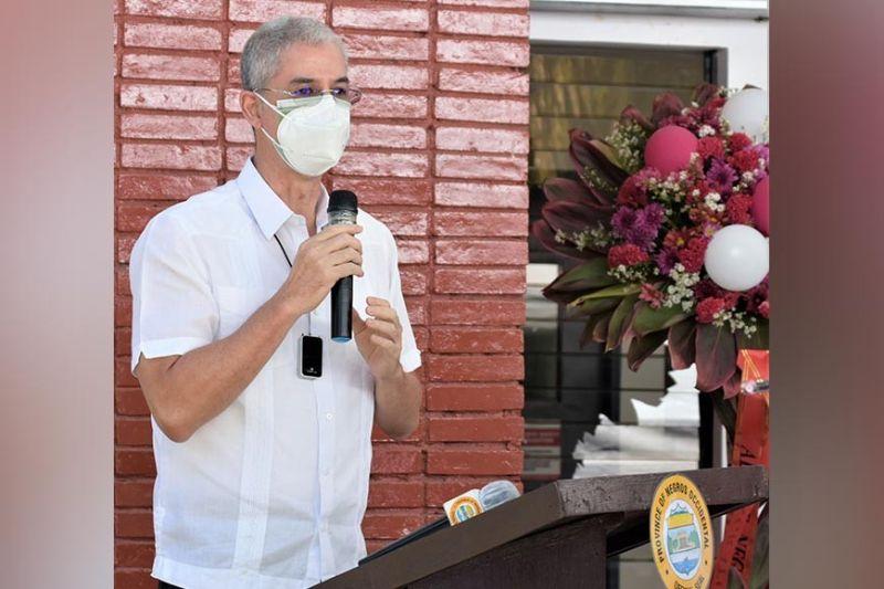 NEGROS OCCIDENTAL. Governor Eugenio Jose Lacson. (Richard Malihan photo)