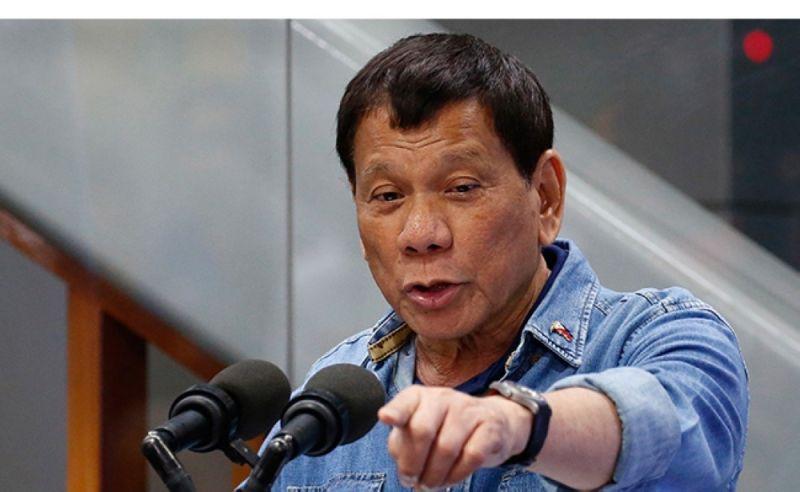 NEGROS. President Rodrigo Duterte. (File photo)