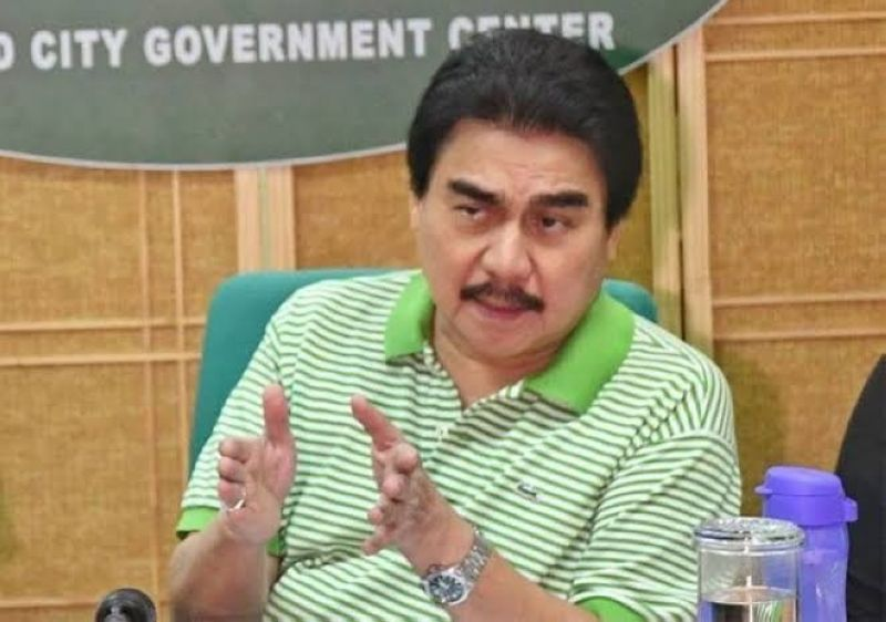 BACOLOD. City Mayor Evelio Leonardia. (File photo)