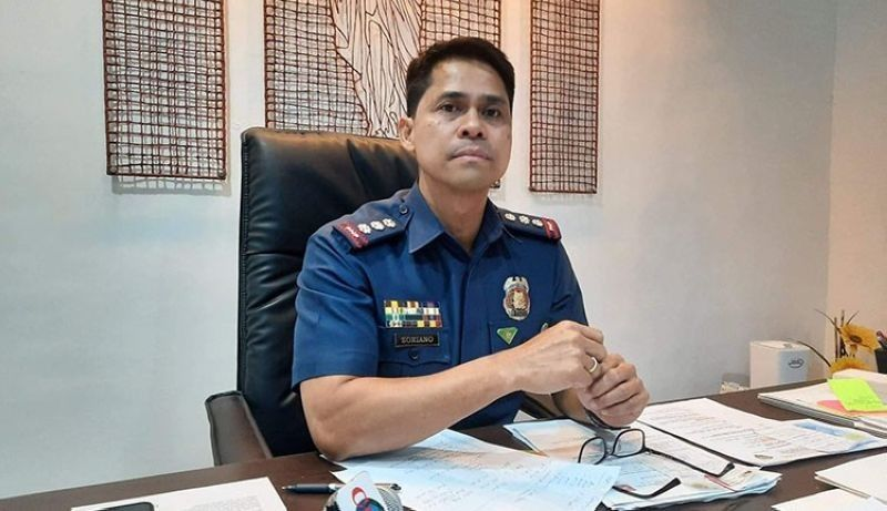 Police Colonel Engelbert Soriano (File photo)