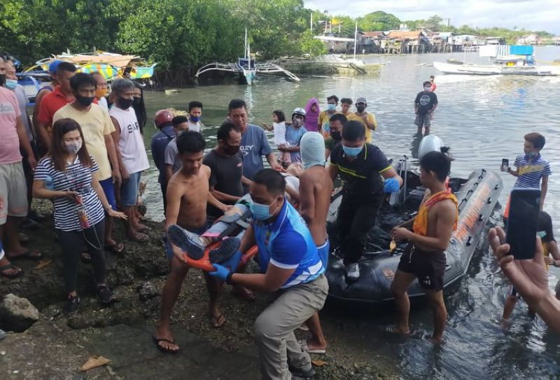 (Photo from PNP Maritime Group 7)