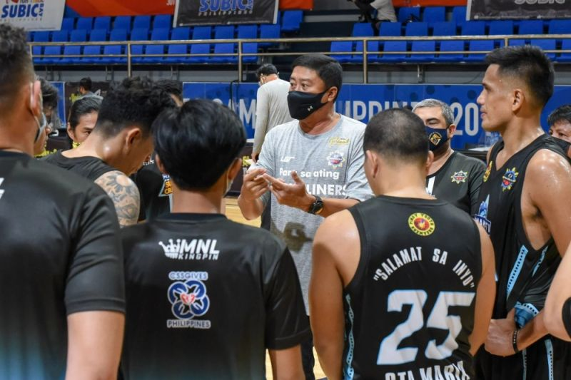 MPBL commissioner Kenneth Duremdes said on Tuesday that they are looking at staging the Mumbaki Cup in Subic. / MPBL