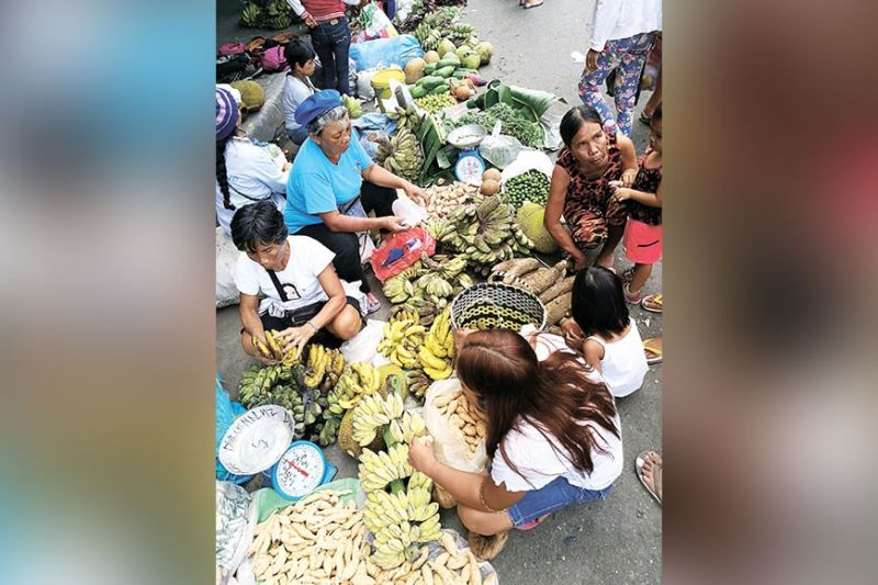 CONTRAC-TION. The country's economic performance remains in the negative territory. Industry and services both posted contractions while the decline in agriculture reflects the ongoing African swine fever crisis the country is battling today. (SunStar file)