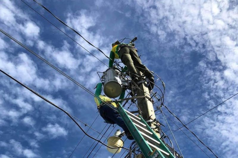 NEGROS. Consumer group Power Watch Negros opposes the proposed 20-megawatt power sales contract extension of Kepco Salcon Power Corp. with Central Negros Electric Cooperative. (Contributed Photo)