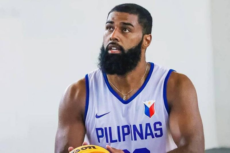 Mo Tautuaa shared that it has always been his dream to suit up for Gilas Pilipinas. (Inspire Sports Academy)