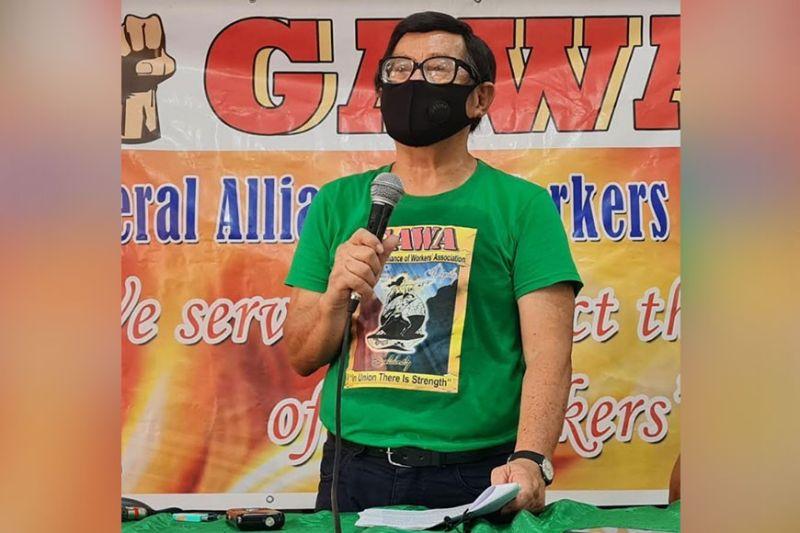 BACOLOD. Labor representative to the RTWPB-Western Visayas Wennie Sancho. (Erwin P. Nicavera)
