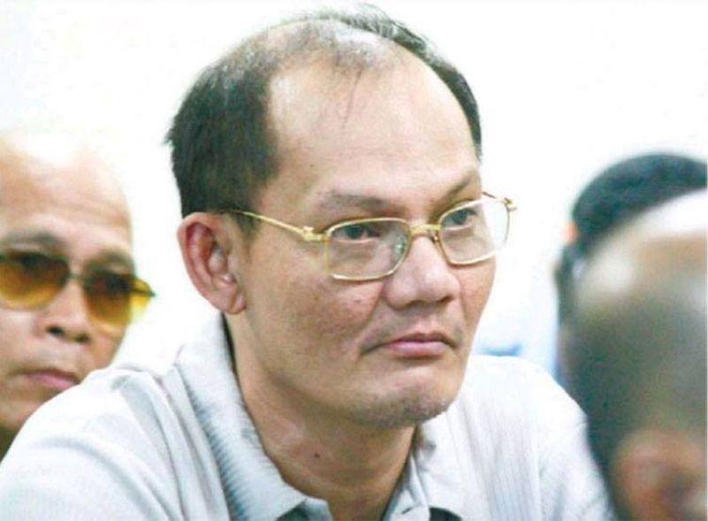 CEBU. Former Dinagat Islands representative Ruben Ecleo Jr. (File photo)