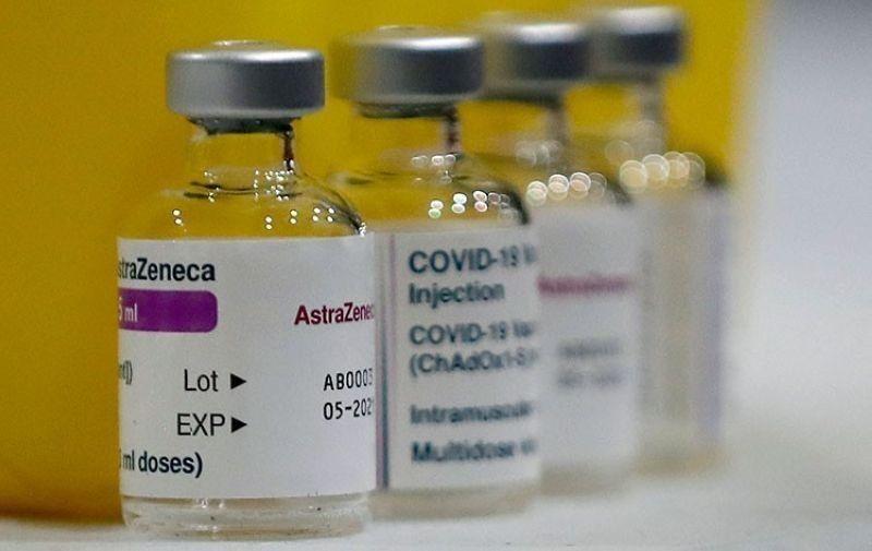 27K doses sa AstraZeneca miabot; pamakuna sa seniors ipadayon. (File photo)