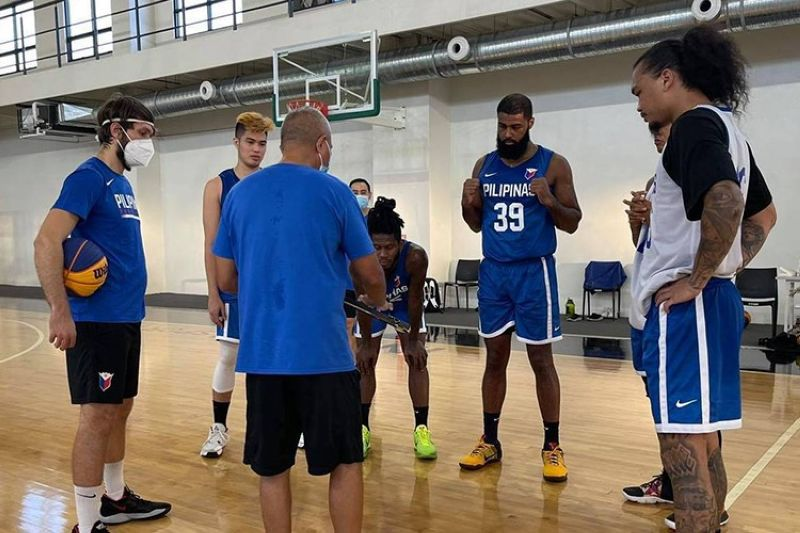 The Gilas 3x3 will be joined by several practice players in their buildup for the Olympic Qualifying Tournament later this month. (Smart Sports)