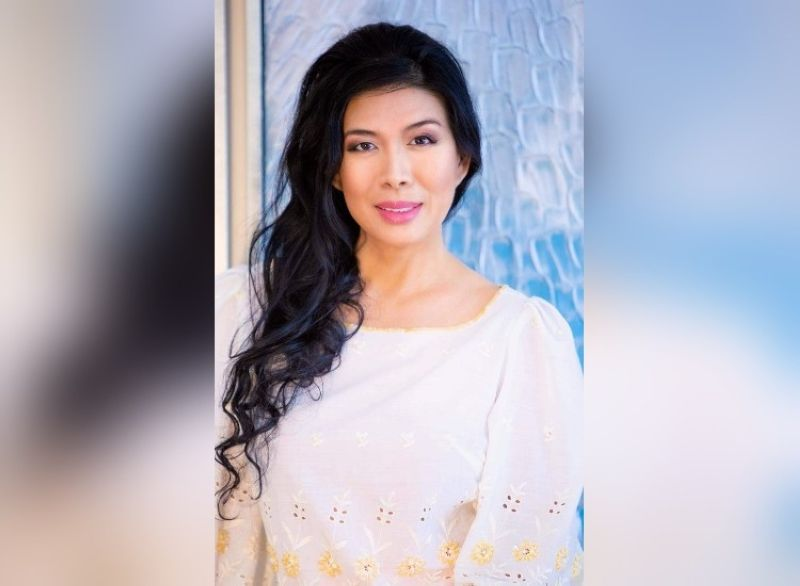 LA CASTELLANA. World-renowned fashion designer Kirsten Regalado, from the town of La Castellana, has made a name in the world through fashion designing. (Contributed photo)