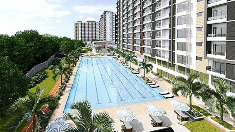 DAVAO. Legacy Leisure Residences Olympic-sized pool, health and leisure at your doorstep. (Contributed photo)