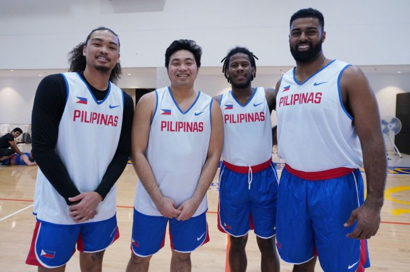 MANILA. Gilas 3x3 ace Alvin Pasaol says he is eager to work with his teammates as they prepare for the 2021 FIBA 3x3 Olympic Qualifying Tournament. (Smart Sports)