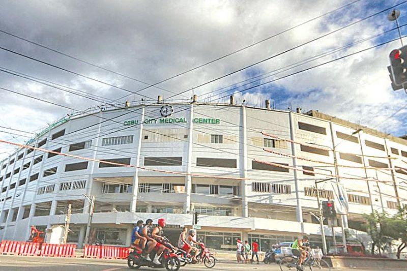 BAG-ONG CCMC: Ang kagamhanan sa dakbayan sa Sugbo kinahanglan nga mogahin og P1 bilyunes alang sa hingpit nga pagtapos sa 10-storey nga bag-ong edipisyo sa Cebu City Medical Center (CCMC). / AMPER CAMPAÑA