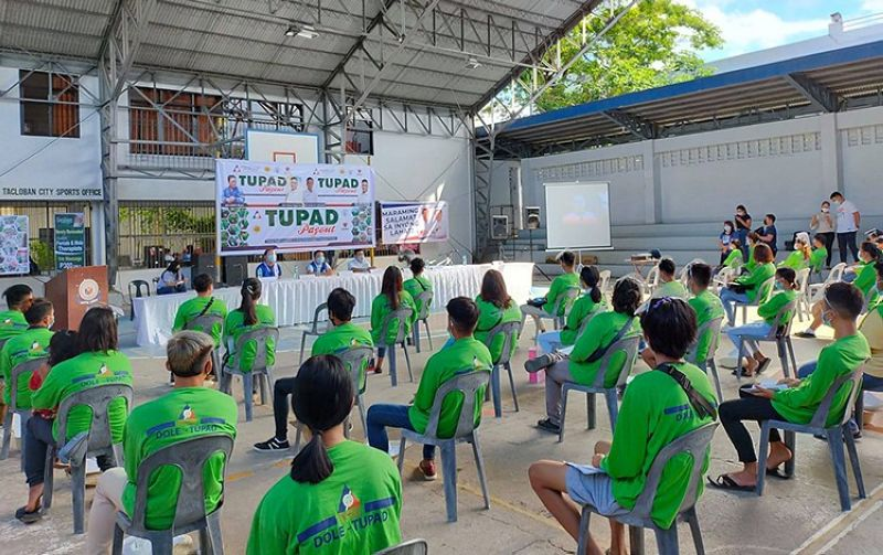 Photo from DOLE-Eastern Visayas