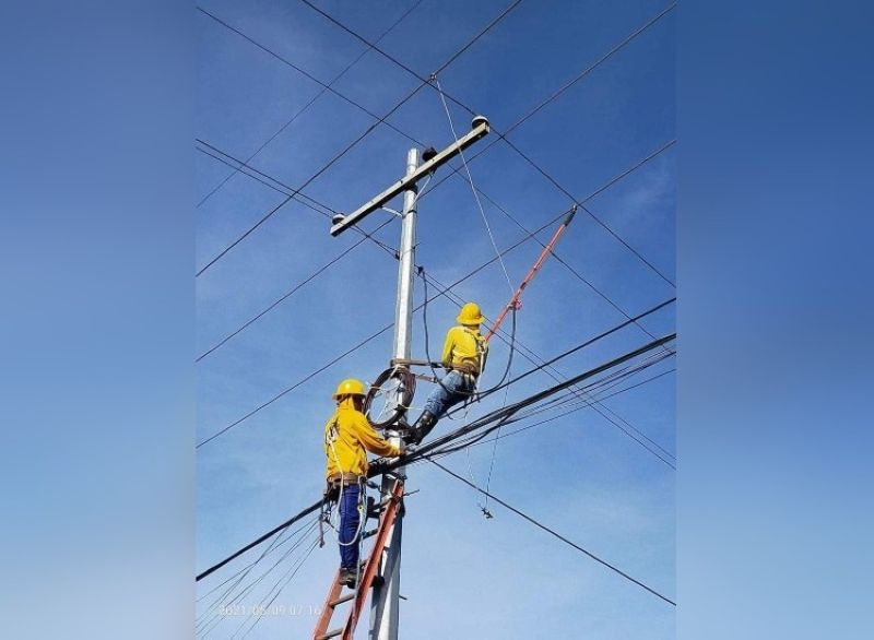 NEGROS. Noneco announces an increase of P0.19 per kWh in its power rate this month. (Contributed photo)