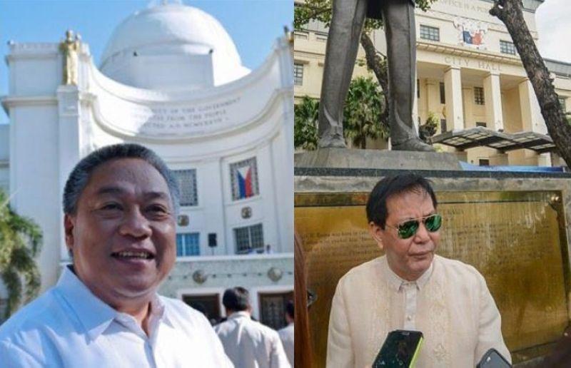 CEBU. Cebu Vice Governor Hilario