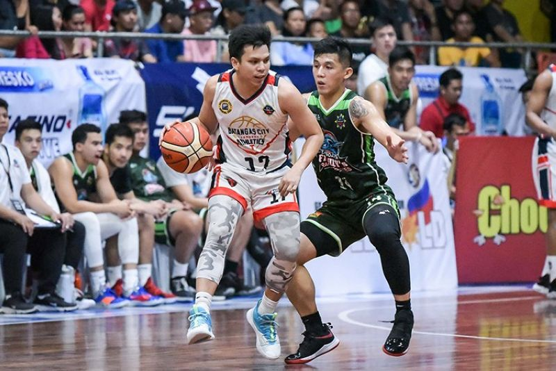 Alza Alayon Zamboanga Del Sur is ready to rumble in the Mindanao leg of the Chooks-to-Go Pilipinas VisMin Super Cup behind a squad led by veterans Eloy Poligrates and Dan Sara. (MPBL)