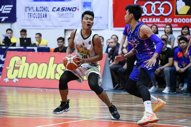The Roxas Vanguards will have former NCAA MVP Leo Najorda in their fold when they compete in the Mindanao leg of the Chooks-to-Go Pilipinas VisMin Super Cup. (Chooks-to-Go)