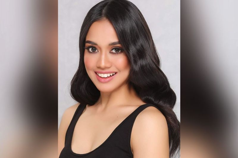 NEGROS. Negrense beauty Riah Angelica De Ocampo will represent Silay City in the Miss Philippines Earth 2021. (Contributed/Allen Cabs photo)