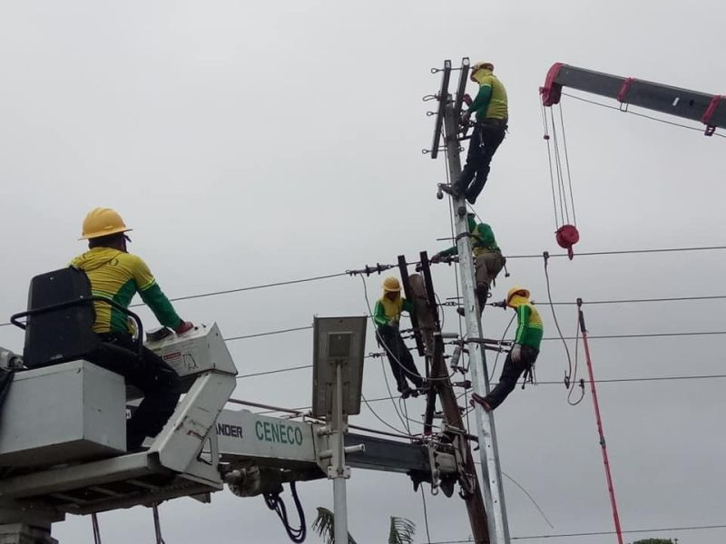 NEGROS. The Central Negros Electric Cooperative will continue to source power supply from Kepco Salcon Power Corp. at a reduced capacity of 20 megawatts and only for one year. (Contributed photo)