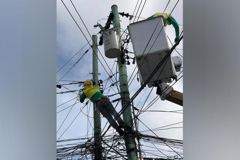 NEGROS. Following the one year extension of contract for a 20-megawatt power supply with Kepco Salcon Power Corp., consumer group Power Watch Negros said there's an overpricing on the contract cost entered by Ceneco with the power generation utility. (Contributed photo)