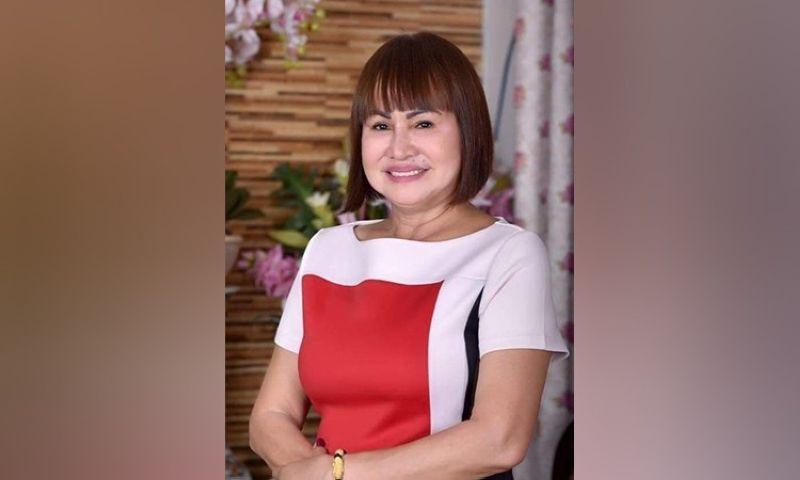 PAMPANGA. Apalit first lady Madeth