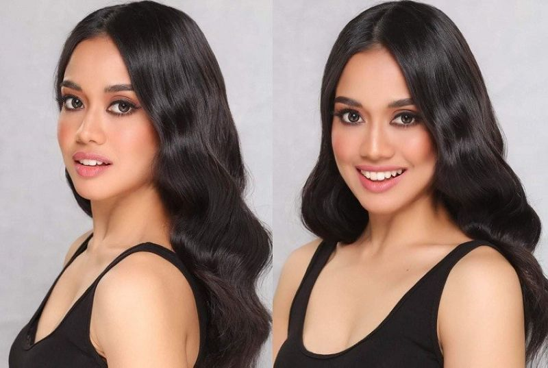 BACOLOD. Ms. Riah Angelica De Ocampo aims for the Miss PH Earth crown. (Allen Cabs photo)