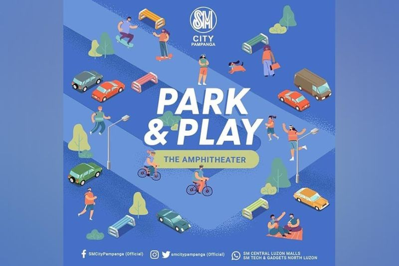 PAMPANGA. Park & Play located at The Amphitheatre. (Contributed photo)