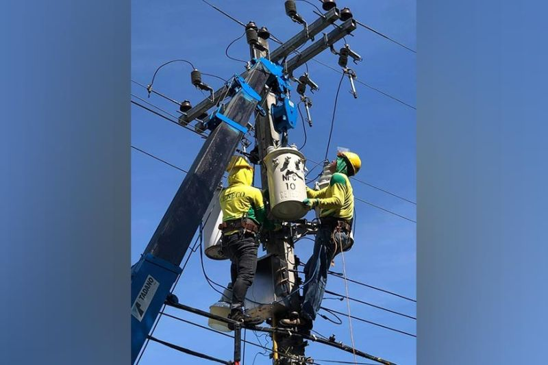 NEGROS. Consumer group Power Watch Negros raises its concern on the alleged overpriced power contract between Central Negros Electric Cooperative and Kepco Salcon Power Corp. (Contributed photo)