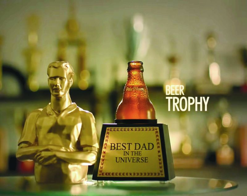 FREE Beer Frame or the Beer Trophy / SMB