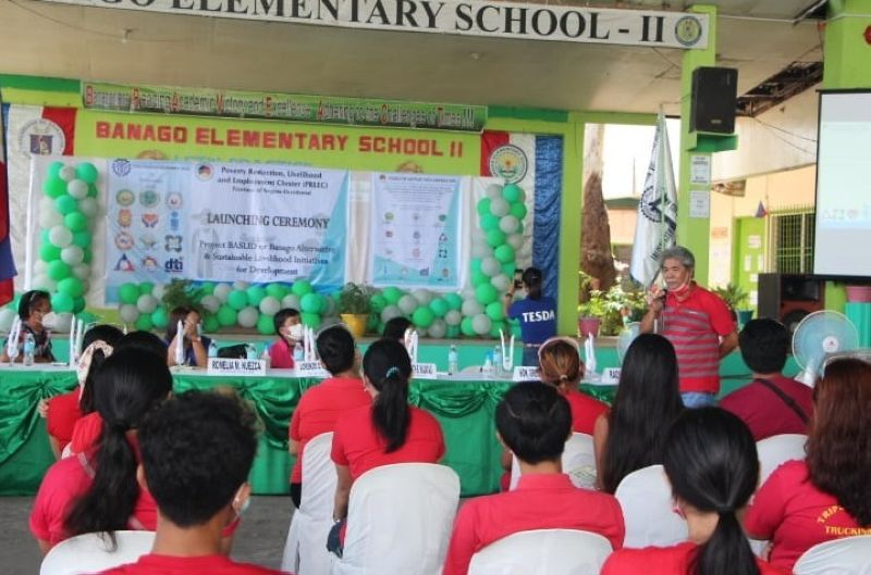 BACOLOD. The Technical Education and Skills Development Authority launches the