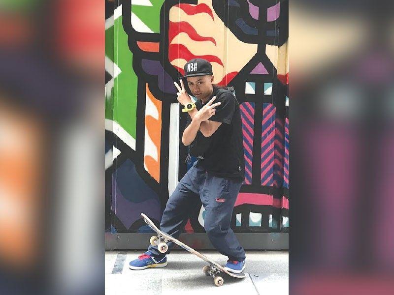 ■ OLYMPICS: Naka-qualify na ang Cebuana skateboarder Margielyn Didal human sa iyang pagsalmot sa world championship sa Rome, Italy ning bag-uhay lang. / instagram