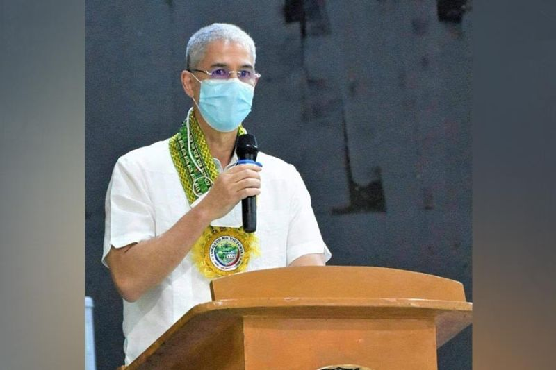 NEGROS OCCIDENTAL. Governor Eugenio Jose Lacson  (Contributed photo)