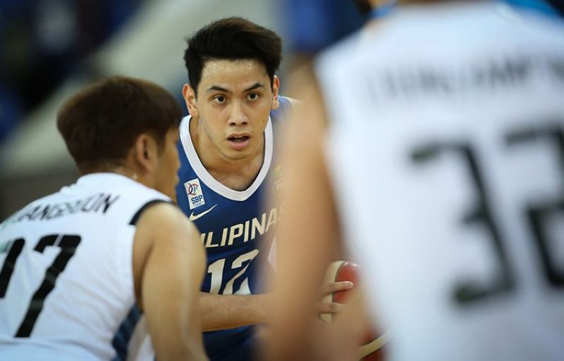 Guard Matt Nieto as well as wingman Dave Ildefonso will miss the FIBA Asia Cup qualifiers and the Olympic Qualifying Tournament after they suffered injuries. (FIBA)