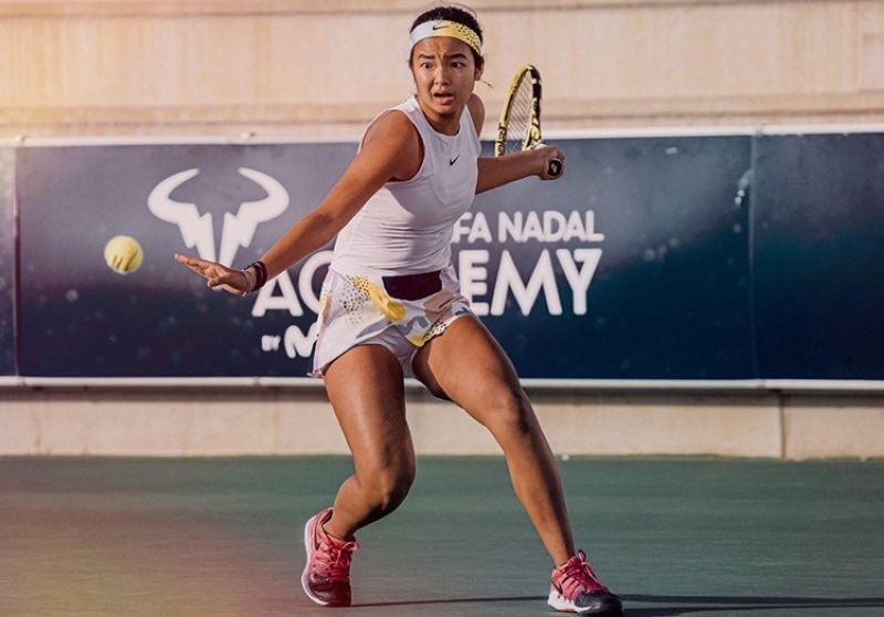 After losing in the girl's singles tournament, Alex Eala and her Russian partner are making strides in the doubles competition, advancing to the quarterfinals on Tuesday. (RNA)