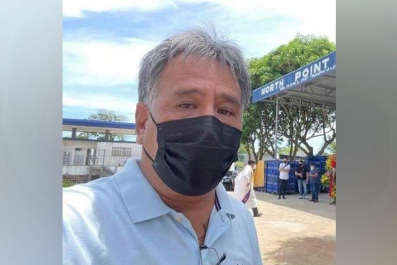 CADIZ. United Negros Alliance (Unega) secretary-general Cadiz City Mayor Salvador Escalante Jr. (Contributed Photo)