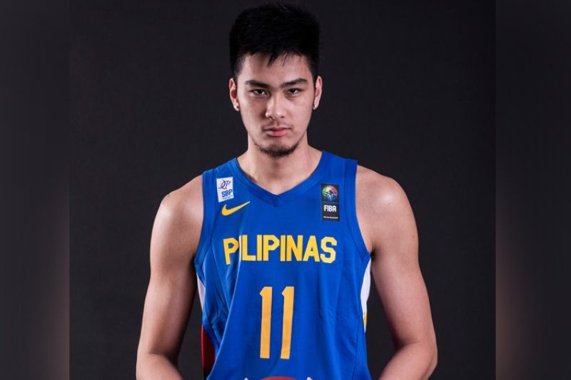 In spite missing most of the Gilas' training camp, Kai Sotto says he's ready to take on the challenge of playing in the FIBA Asia Cup qualifiers this week. (FIBA)