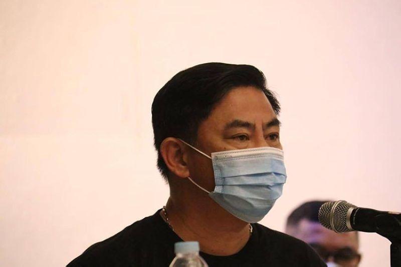 "Lapu-Lapu City Mayor Junard ""Ahong"" Chan. (File photo)"