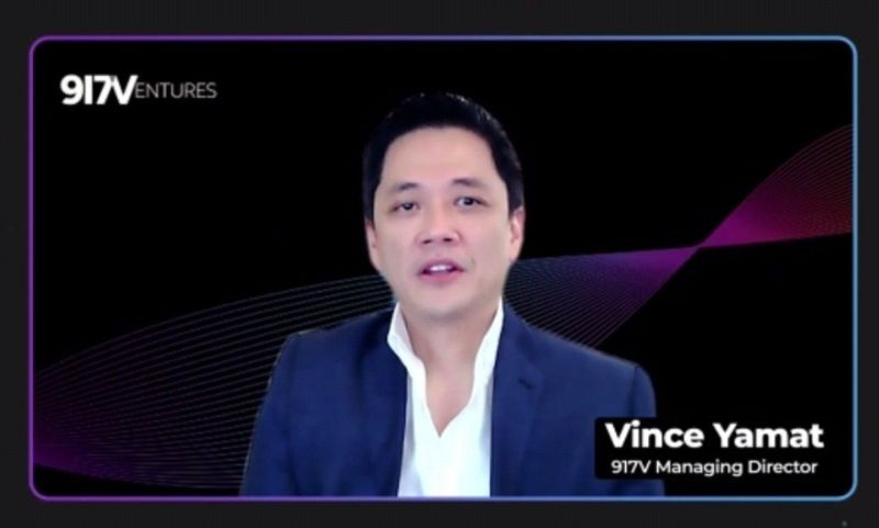 917Ventures Managing Director Vince Yamat. (Contributed photo)