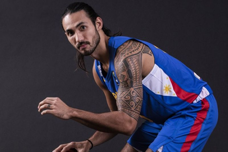 Jordan Heading, the top pick of this year's special Gilas draft, will be making his debut on Friday when the team battles Indonesia. (FIBA)
