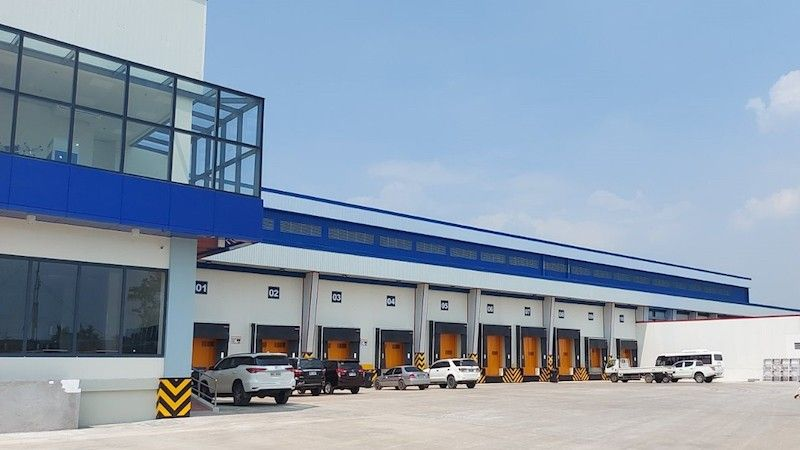 BULACAN. Even with multiple docks, RCS can systematically streamline scheduled pick-ups and deliveries of goods through AEB's warehouse management system. (Contributed)