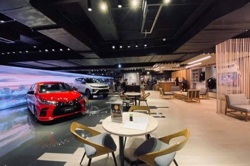 MISM. The Toyota Mabolo Premium Lifestyle Center inside SM City Cebu aims to elevate customer experience, while at the same time boost market confidence under the new normal business environment. / CONTRIBUTED