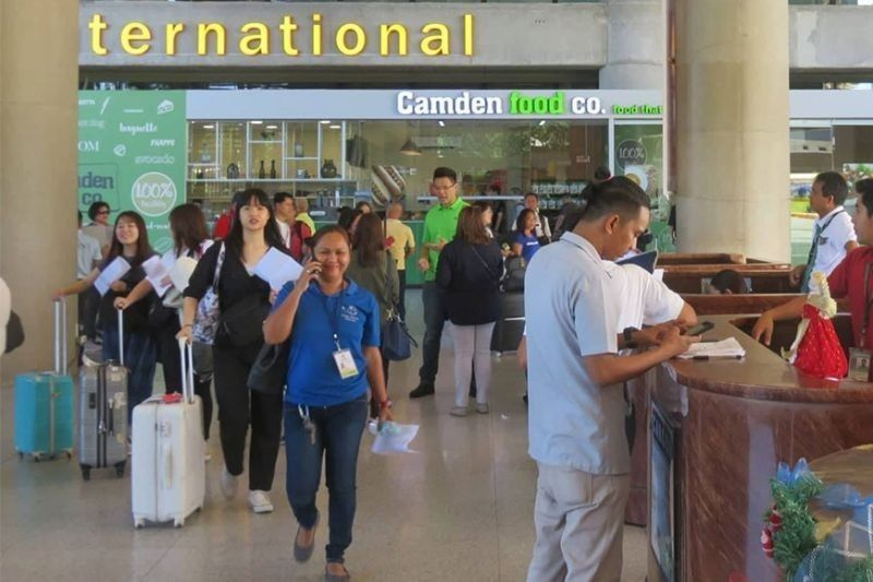 IATF policy for inbound OFWs, ROFs 'inapplicable' in Cebu. (File photo)